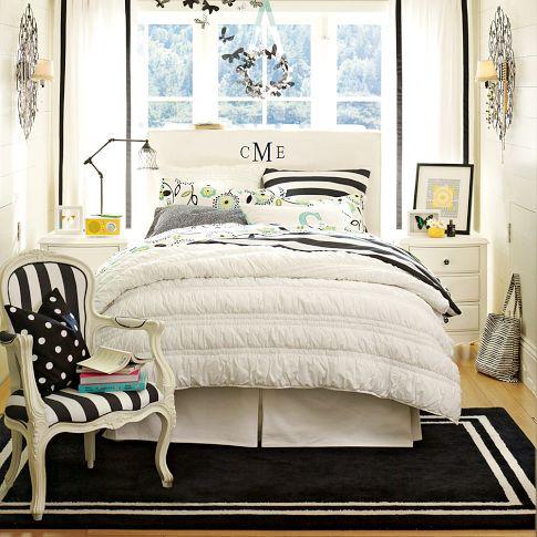 striped decor