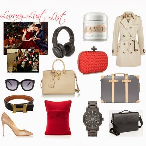 Luxury Lust List