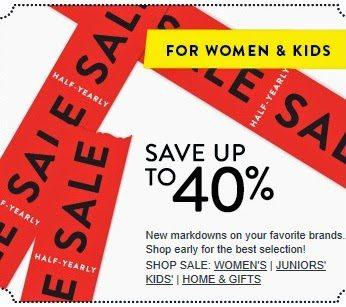 Nordstrom Sale!