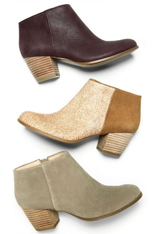 tuesday shoeday: suede bootie