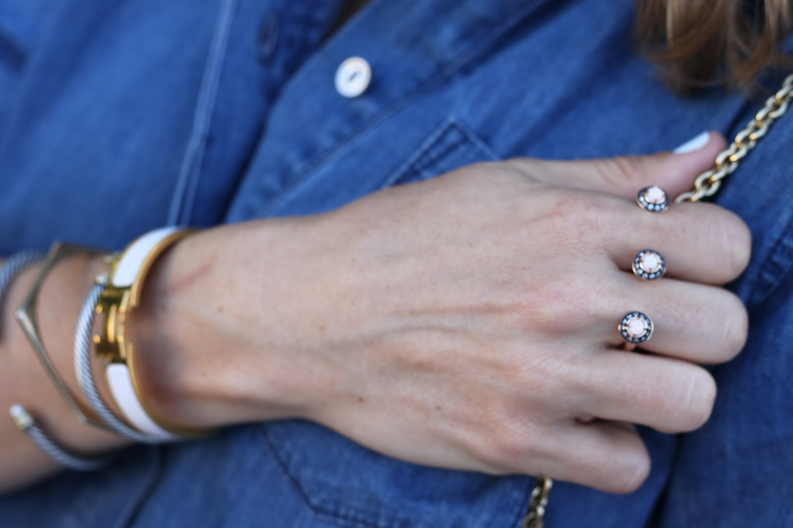 kendra scott double ring
