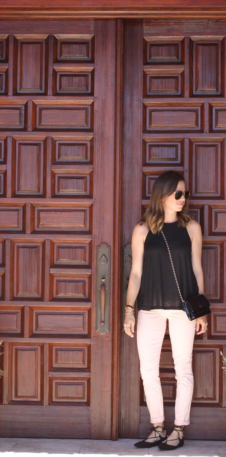 chanel street style