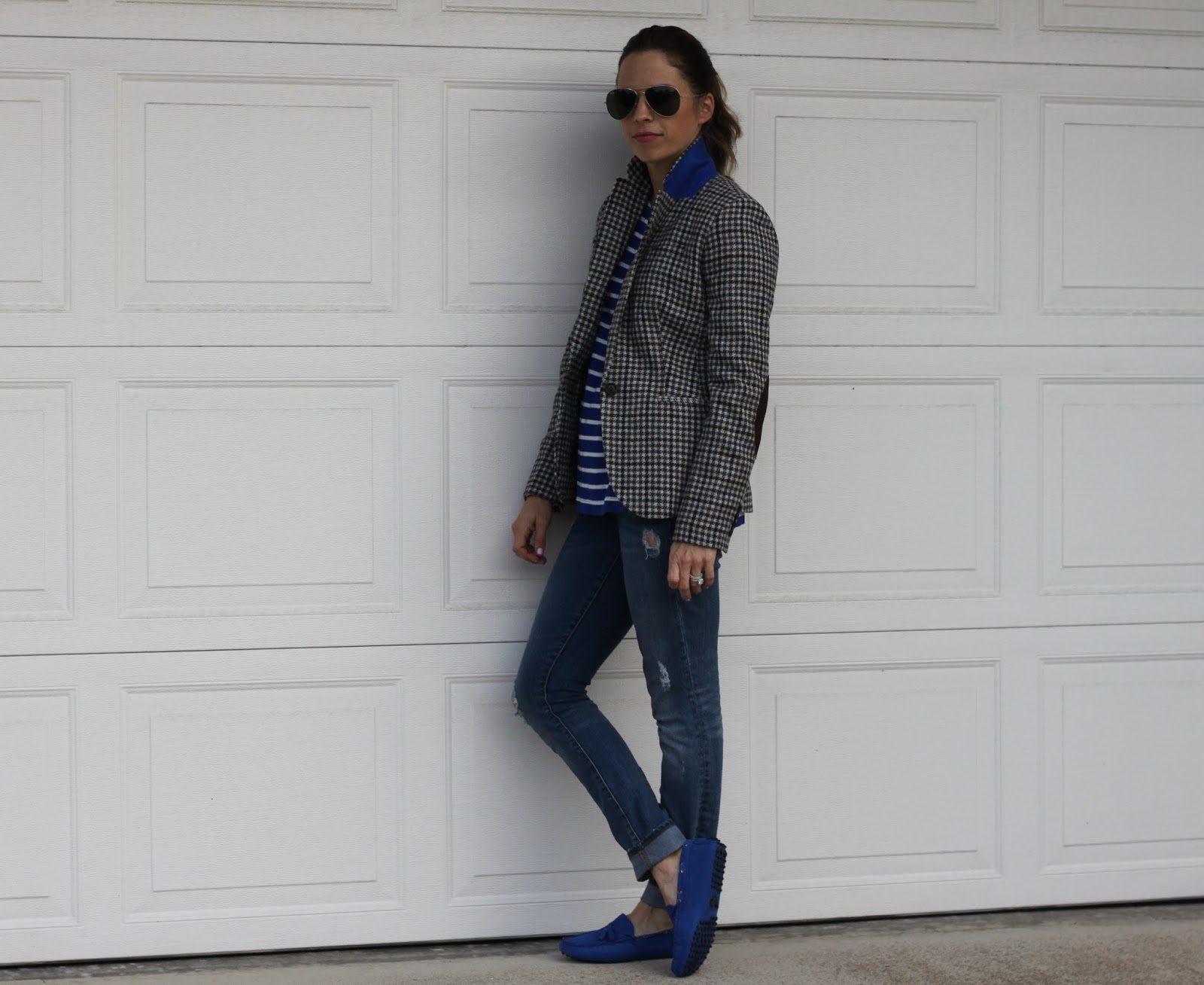 tweed street style