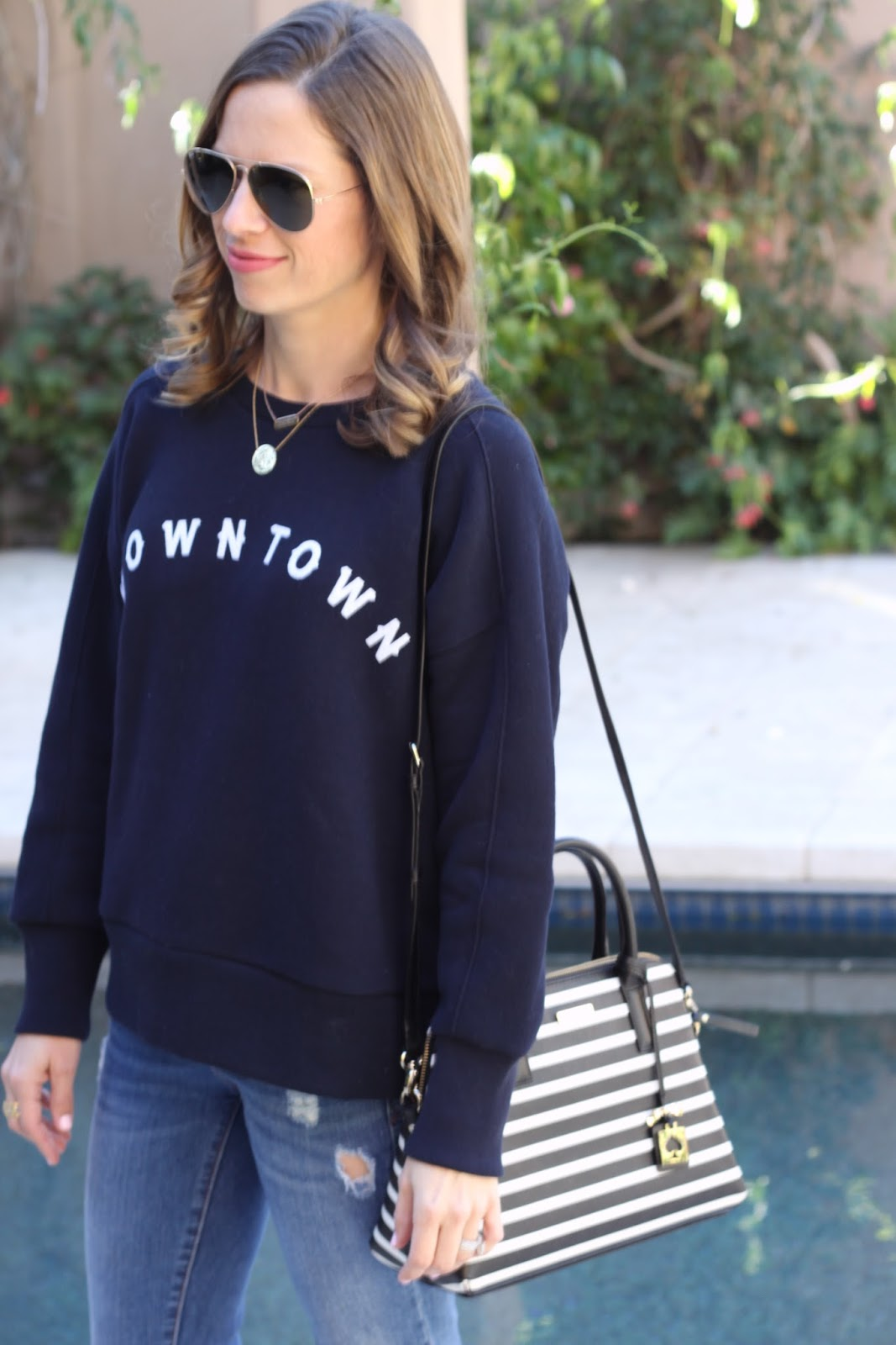 downtown sweatshirt