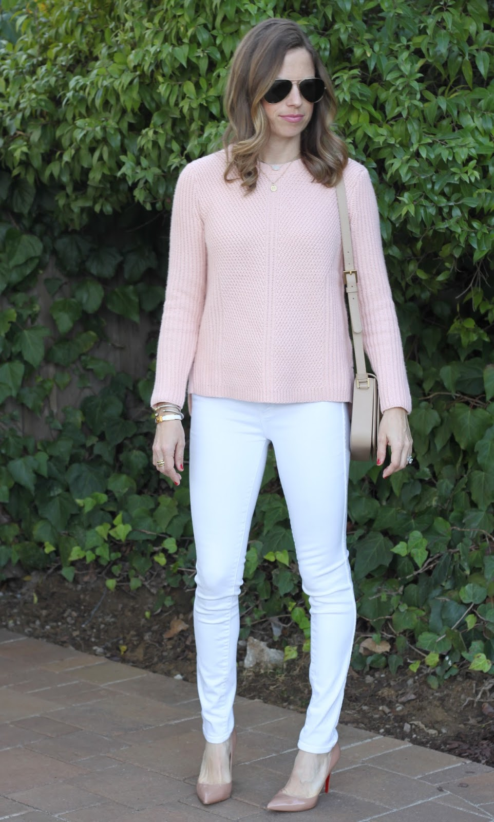best white skinny jeans