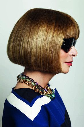 anna wintour statement necklace