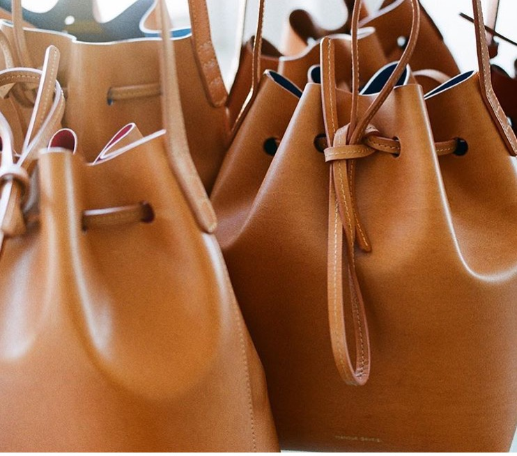 Mansur Gavriel bucket bag