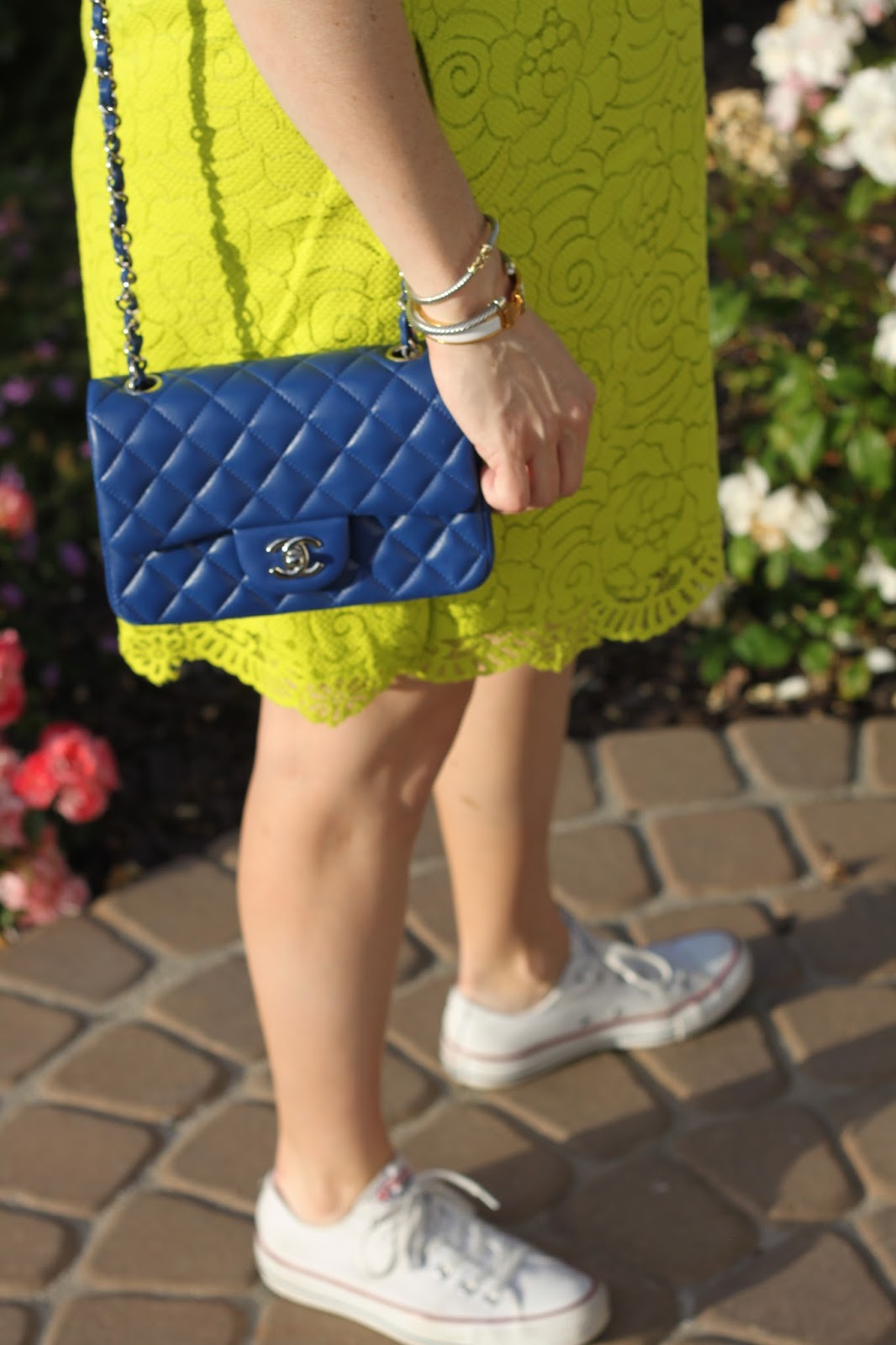 small chanel cross body
