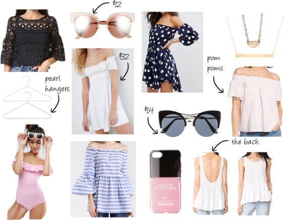 best summer shopping under $50