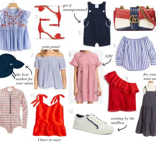 wednesday wishlist: 4th of July