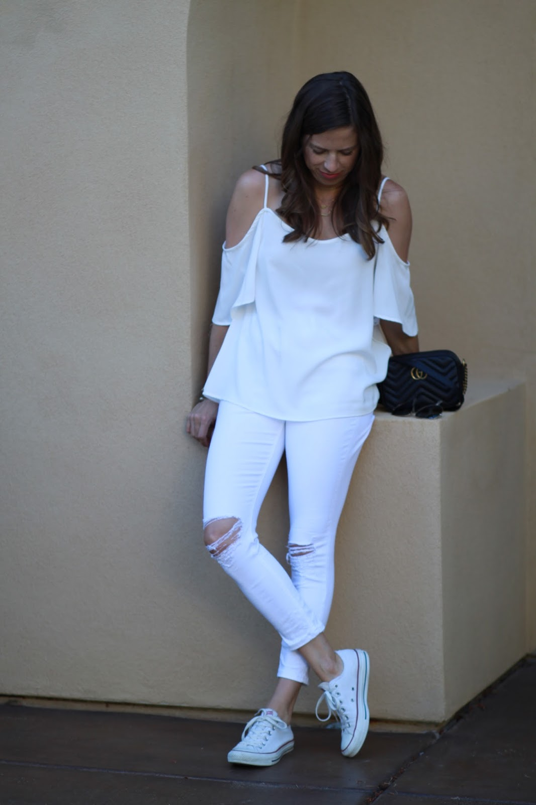 all white 4th of july outfit