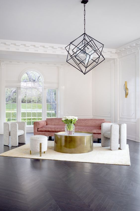 kelly wearstler cubist chandelier