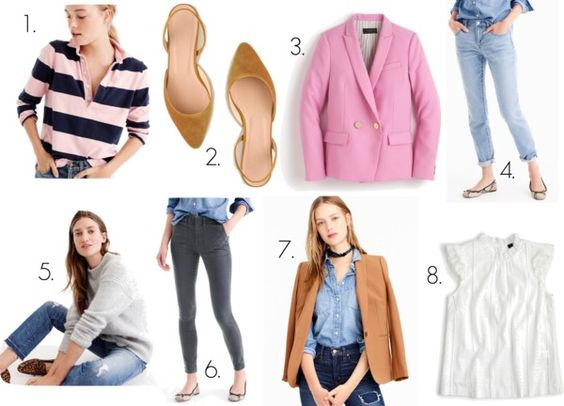 best of j.crew new arrivals
