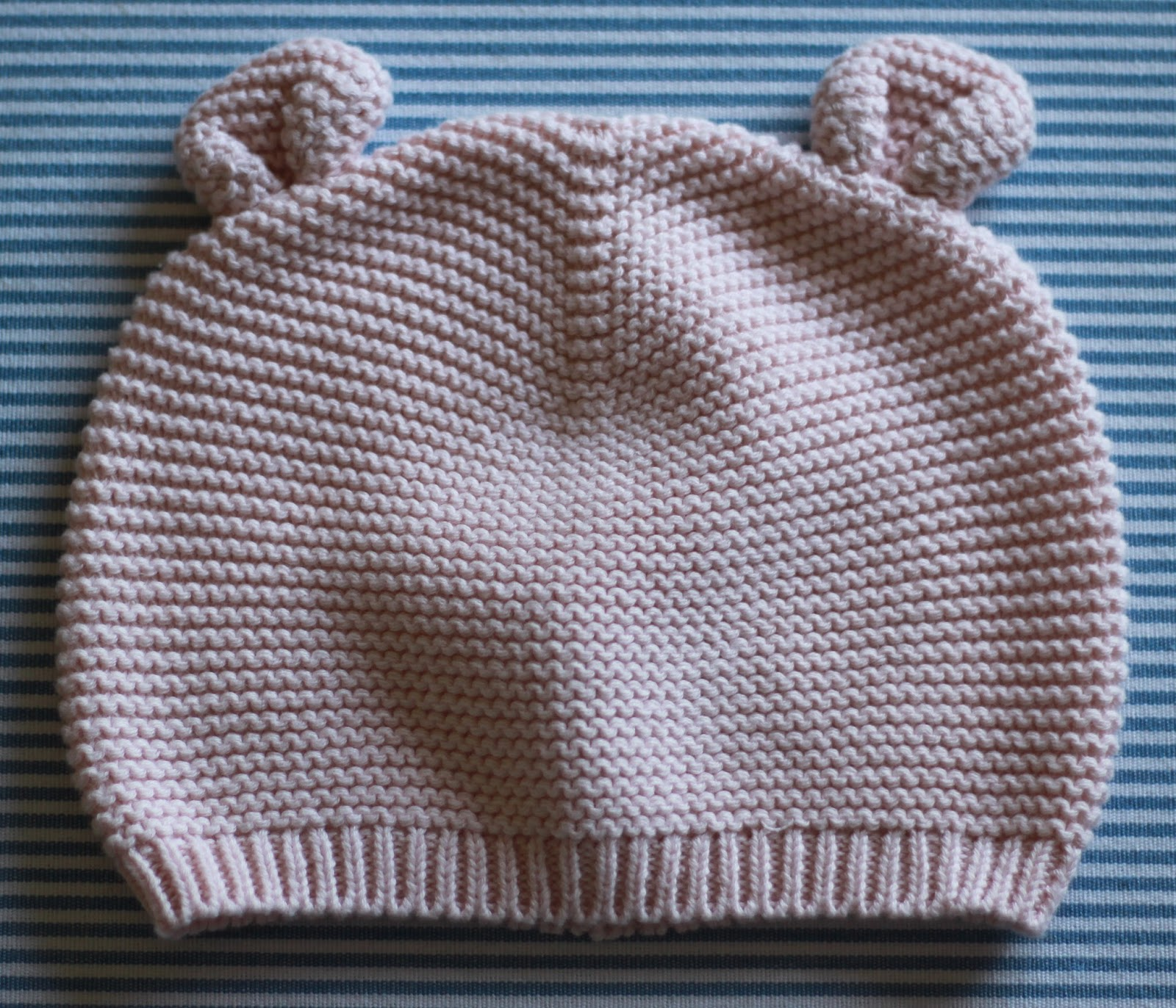animal ear beanie