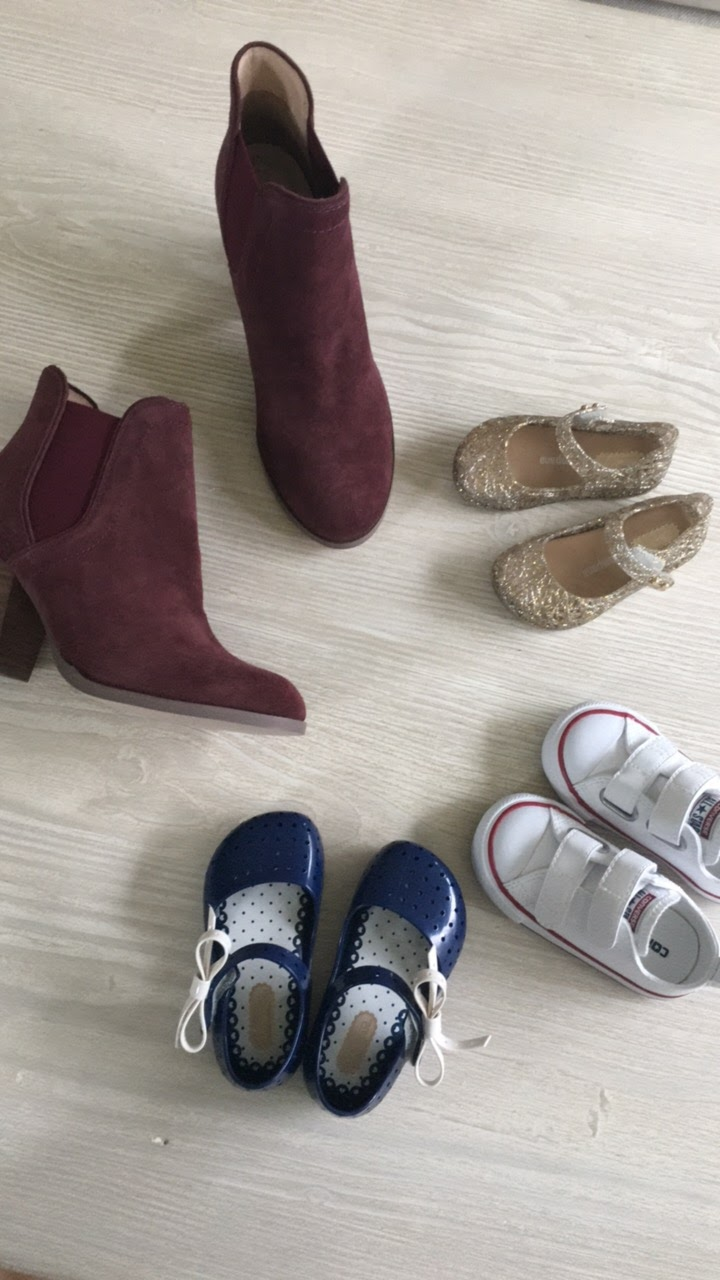 family fall shoes