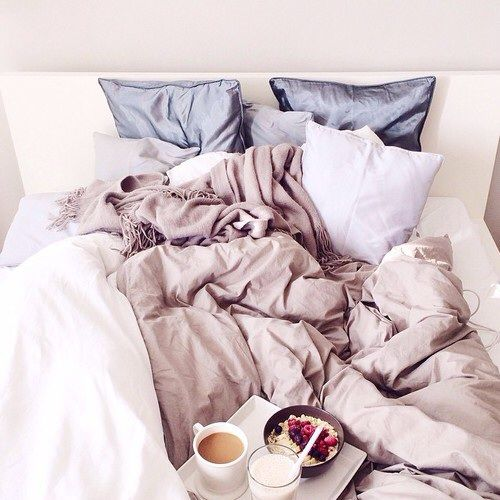 cozy chic bed
