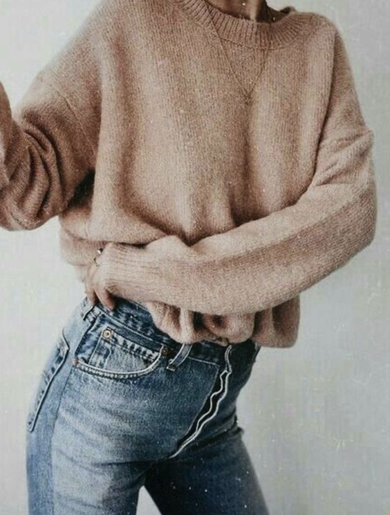 cashmere and jeans