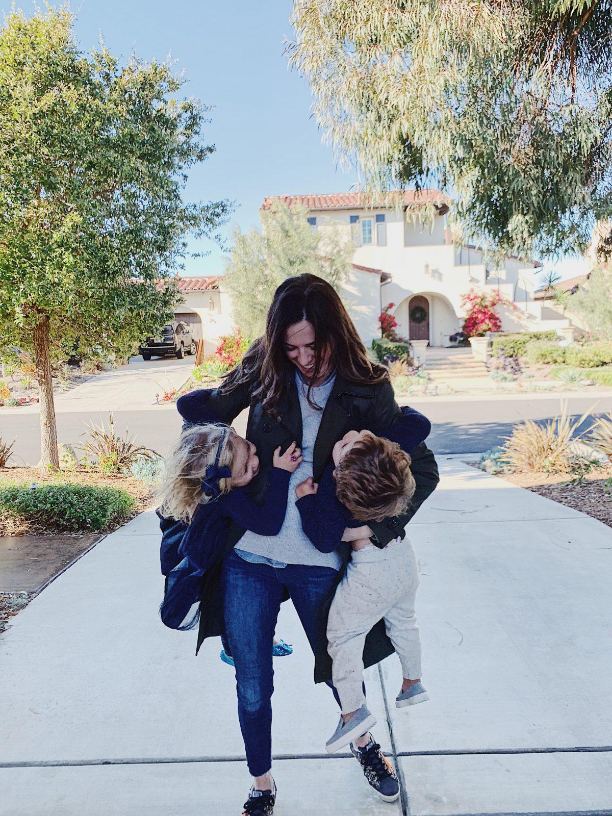 mom blogger realness