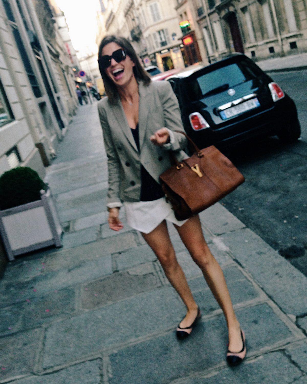 paris blogger outfit