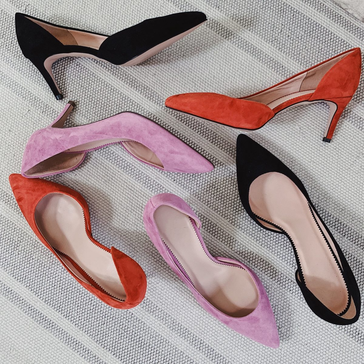 lucie pumps