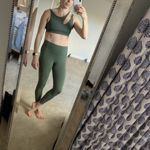 workout Wednesday: Best Green Workout Set