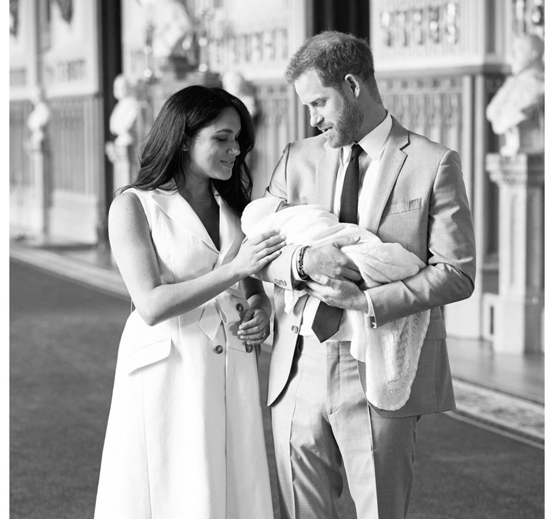 prince harry meghan markle royal baby