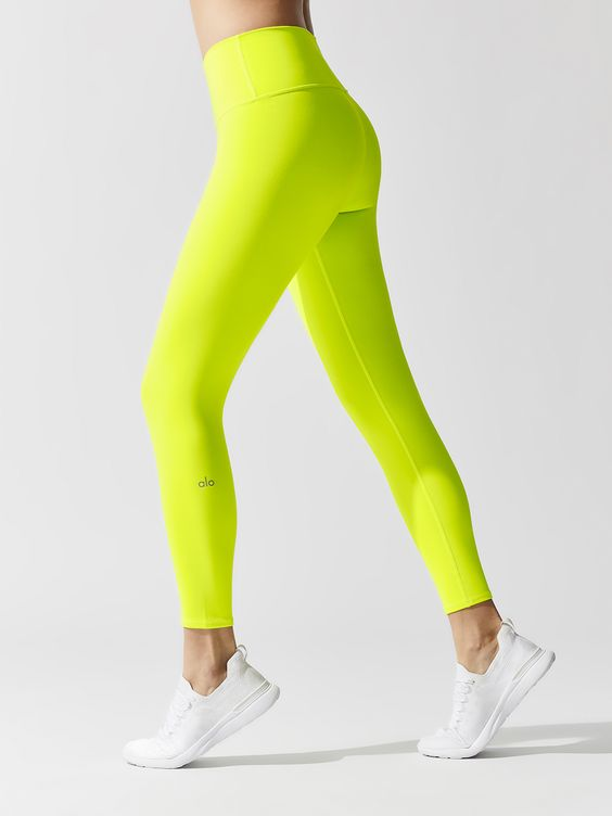 highlighter legging