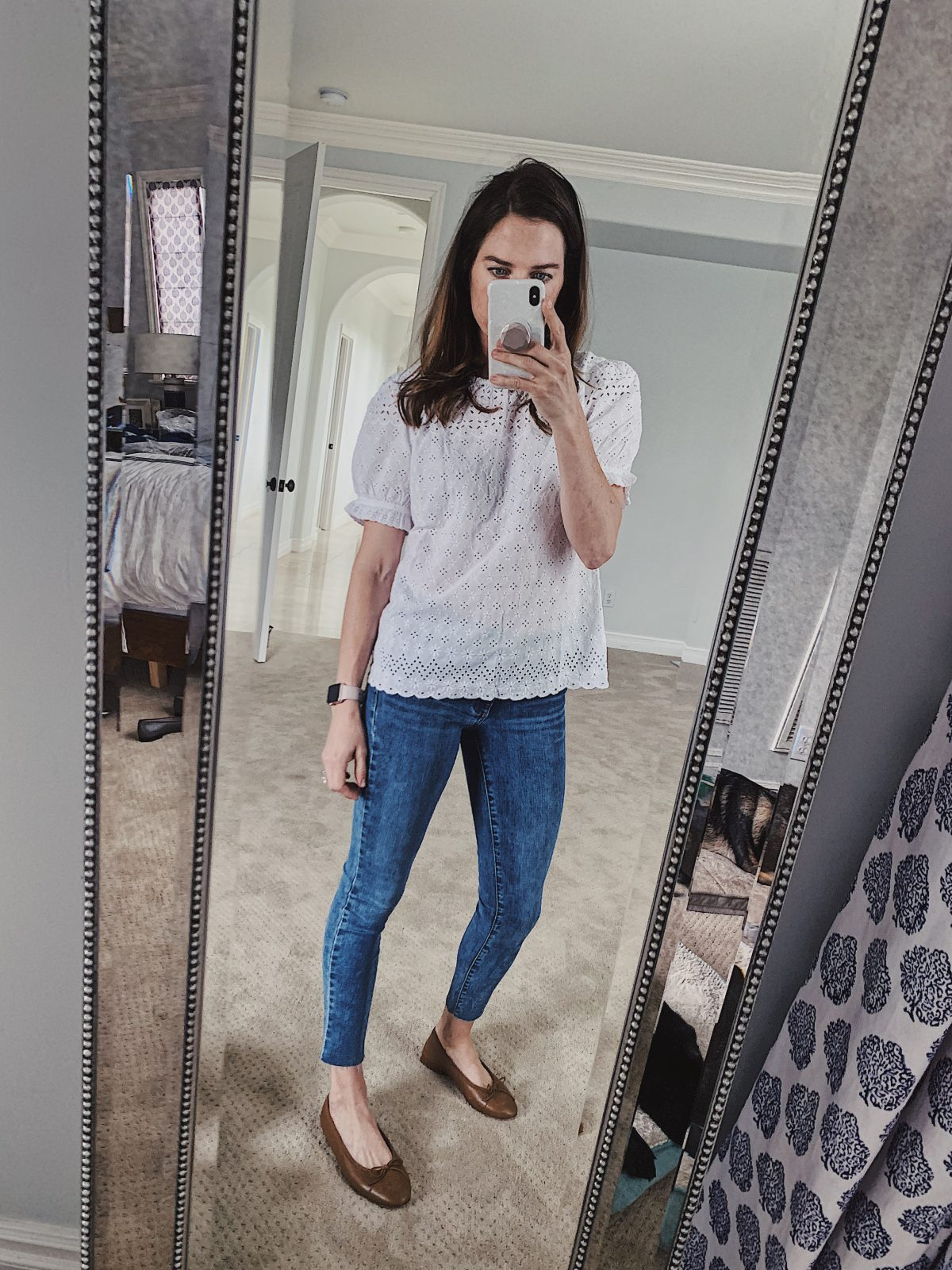 gap jegging outfit