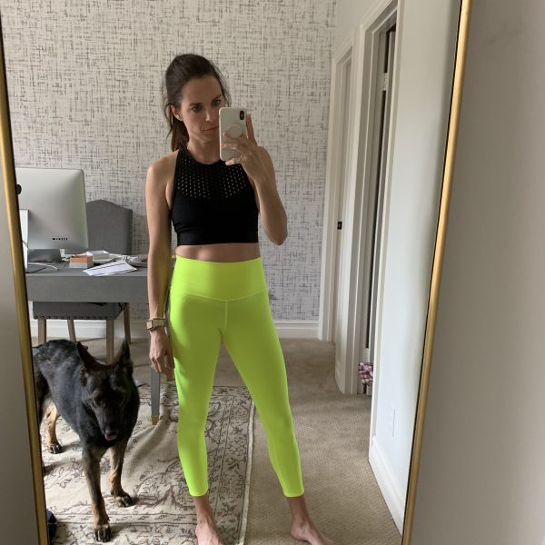 workout Wednesday: Workout Gear from the Nordstrom Sale