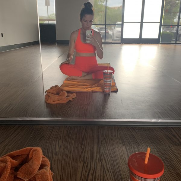 workout Wednesday: Trying to Get to YogaSculpt Once a Week