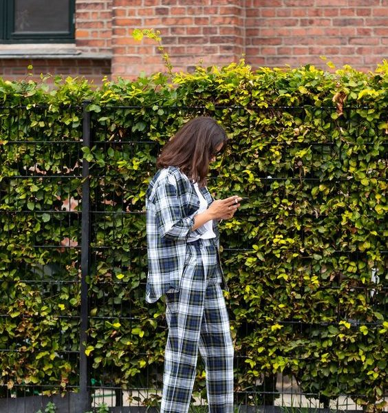 Try the Trend: Plaid Tops for under $50