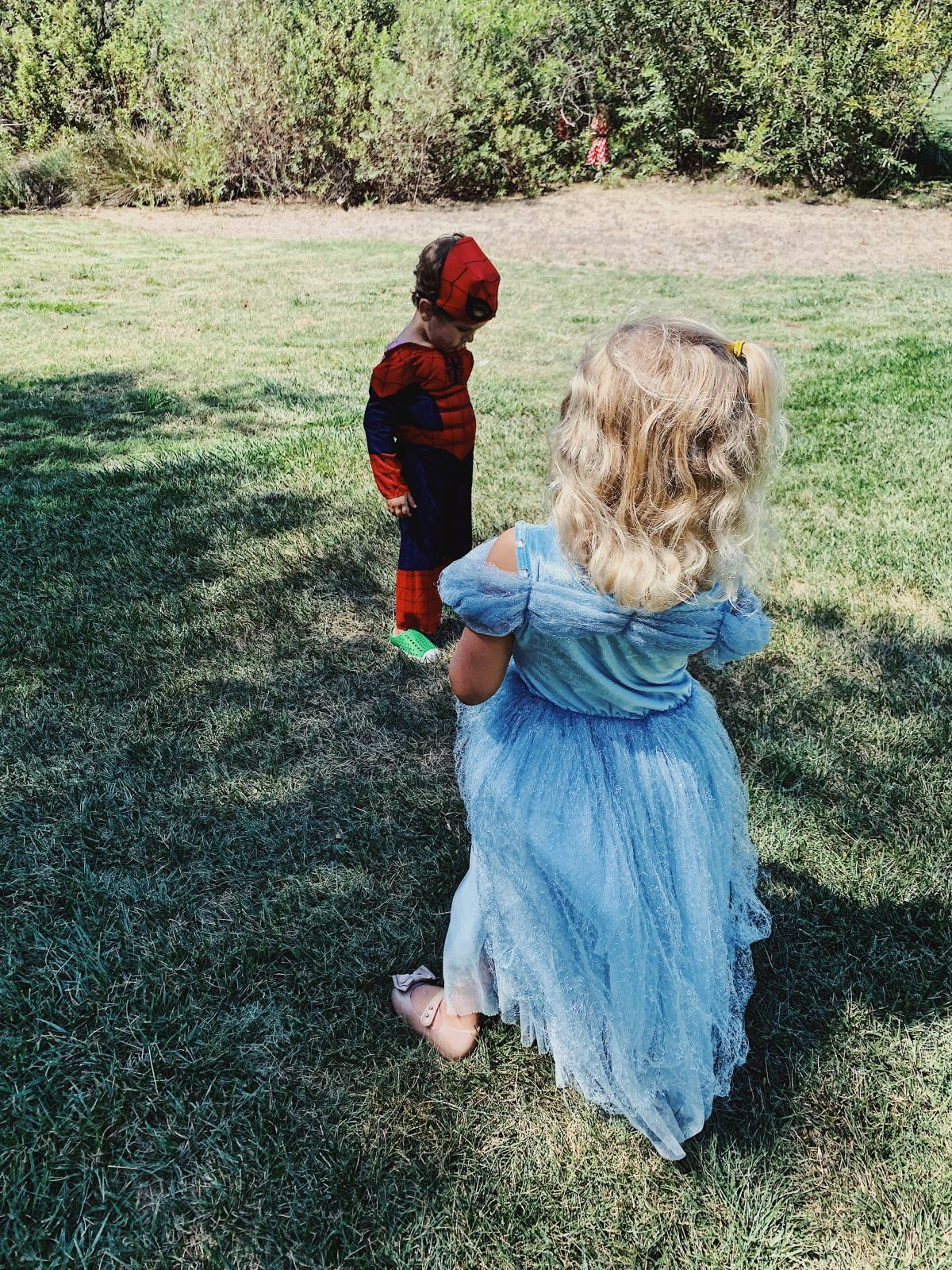 easy spider-man toddler birthday
