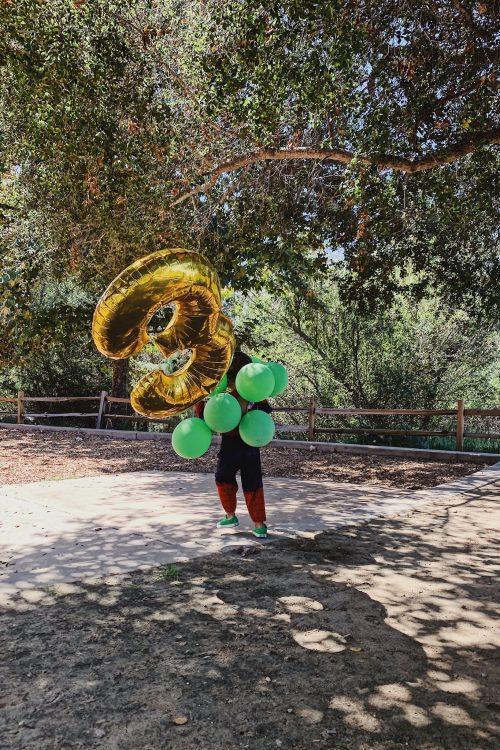 easy kids birthday party