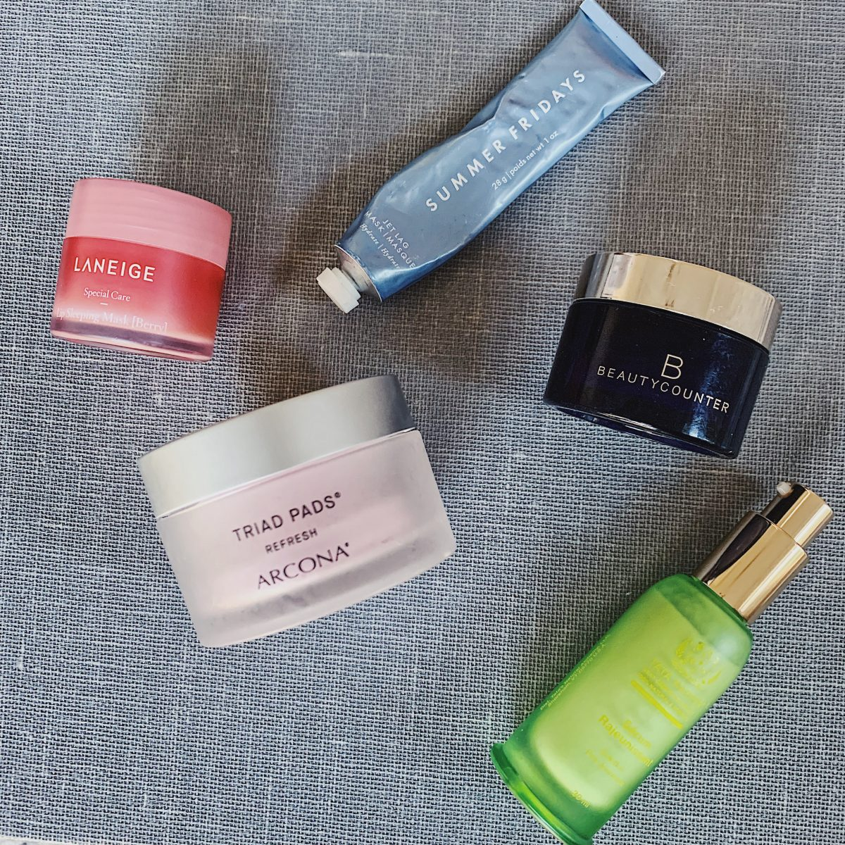 best travel skincare