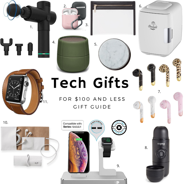 Tech Gifts for $100 and Less