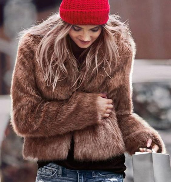 Try the Trend: Faux Fur