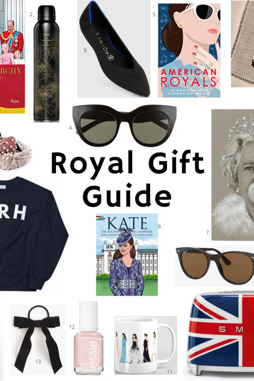 Royal Gift Guide