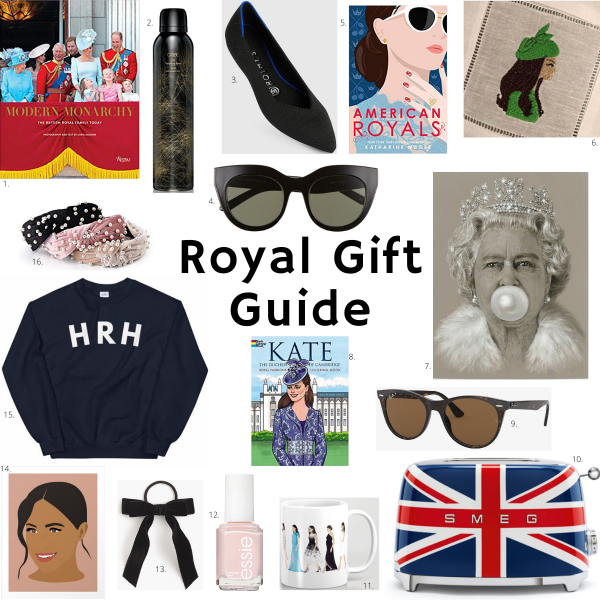 Gift Guide: For The Royalist Loyalist