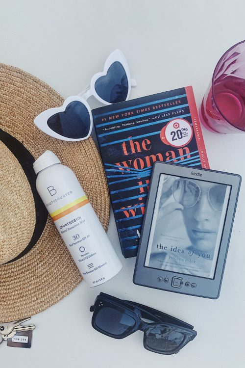 best suspense beach reads